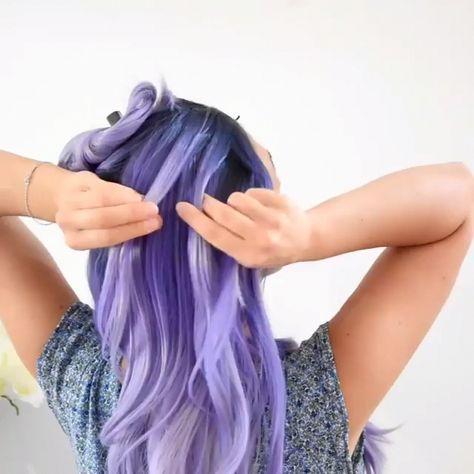 For more braid video tutorials just visit our website! #hairtutorial #videotutorial #hairvideos #braidedhair #dutchbraid #frenchbraid #fishtailbraid #braids