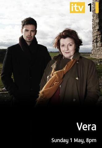 Vera --A British cop show with great cinematography, locations, a cute guy for a co-star, and a fantastic storyline.