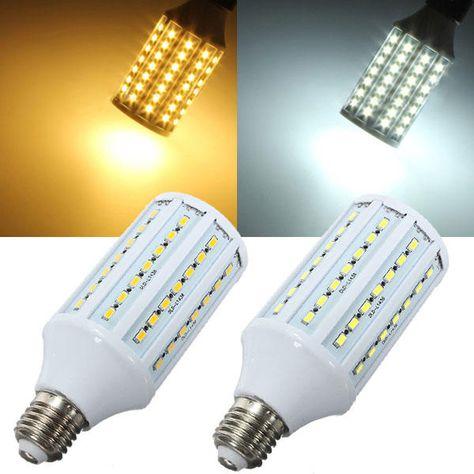 Us 6 30 52 E27 15w 5630smd 84 Led Corn Light Bulb Lamps Energy Saving 220v Led Light Bulbs From Lights Lighting On Banggood Com Light Bulb Lamp Bulb Led Bulb