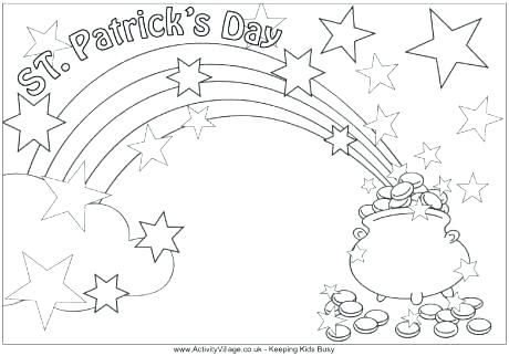 Http Halftraining Info Saint Patrick Coloring Pages St