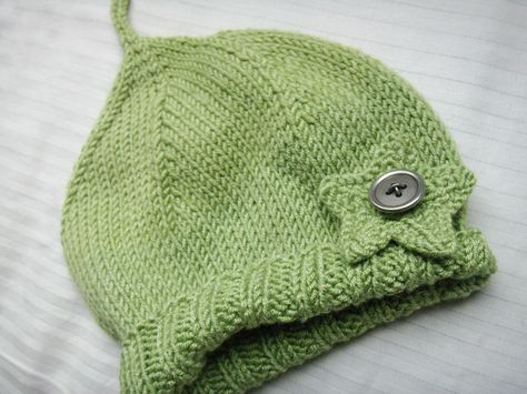 ca365f19f17 A perfectly simple baby hat... pattern by pamela w allen