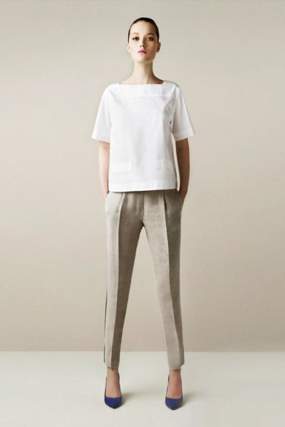 Minimalist Fashion Photos to Inspire You This Fall   StyleCaster
