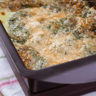 Low Carb Spinach Lasagna Recipe Yummly Recipe Lasagna Recipe Spinach Lasagna Recipes