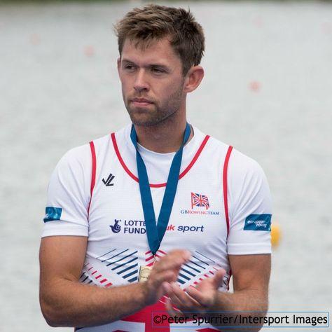 Jack Beaumont - Rowing. Men's quad.