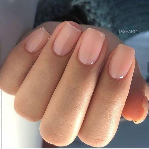 stylish nail design for short nails #wedding #weddings #weddingnail #bridenail #bridalnail #naildesign #nailart