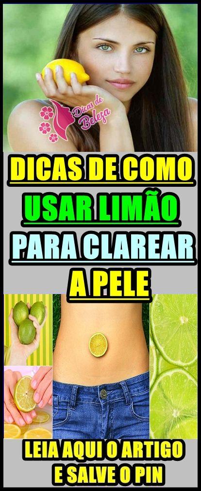 List Of Pinterest Clarear Pele Limao Images Clarear Pele Limao