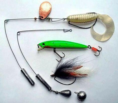 Pesca Comun Y Con Mosca