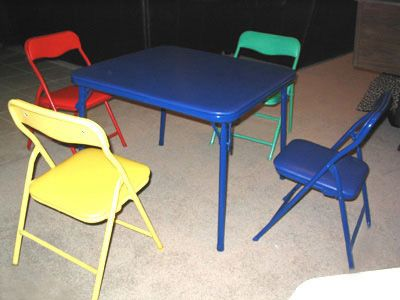 Stunning Folding Table For Kids Folding Table And Folding Chairs