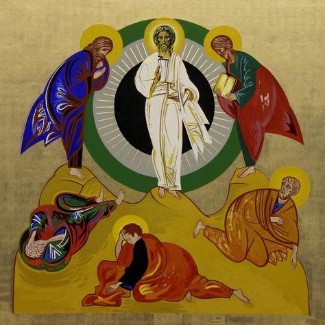 Resultado de imagem para transfiguracion modern art