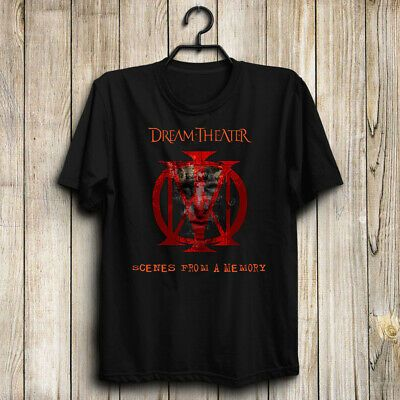 Dream Theater Band Scenes From A Memory Mike Portnoy Men S Us Shirt Top Gift Fashion Clothing Shoes Accessories Mensclothing Shirts Ebay Link