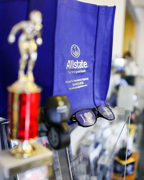 Allstate Insurance Swag Stop By Insurance Ln In Charlottesville To Get Yours Allstate Insurance Homeowners Insurance Insurance