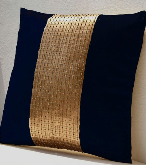 Blue And Gold Pillows Navy Blue And Gold Pillow Navy Gold Pillow