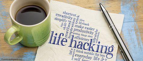 Storage 'R' Us 8 Simple Life Hacks and Self Storage