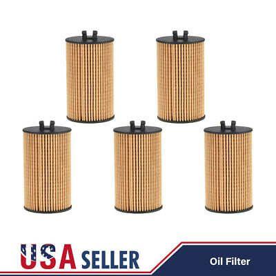 Sponsored Ebay Pack 5 Engine Oil Filter Hu612 2x For Chevrolet Cruze Colorado Sonic Gmc Terrain Oil Filter Cruze Chevrolet Cruze