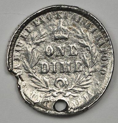 1938 Adolf Hitler Germany Ein Fuhrer Exonumia Coin WW2