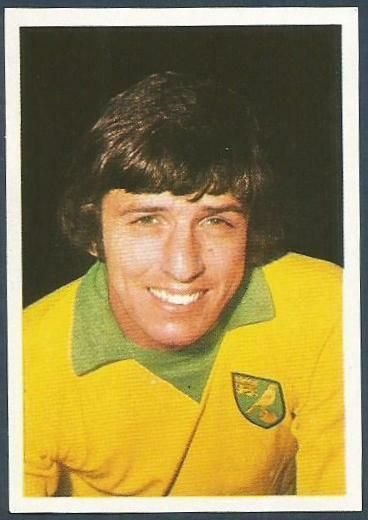 FKS 1975//76 SOCCER STARS /'75/'76-#219-NORWICH CITY-MARTIN PETERS