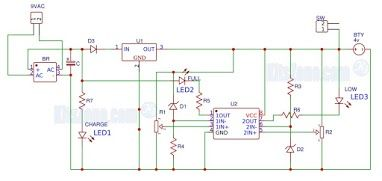 Pin On Power Supply Circuit