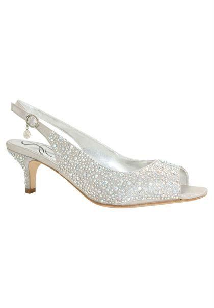 Jessica London | Low heel dress shoes