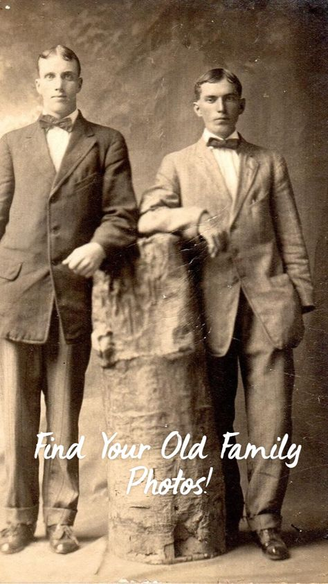 Find Your Old Family Photos!