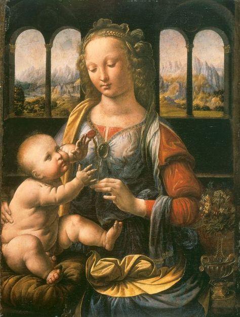 Pin En Leonardo Davinci