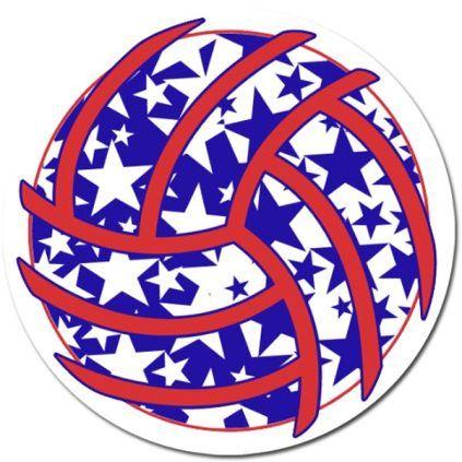 0 99 Stars Volleyball Sticker Volleyball Designs Volleyball Gifts Volleyball