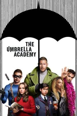 Ellen Page Is Too Godam Small Young Vanya Is Taller Than Her Lmao Also Rip Five He S The Only One By Himself Umbrella Funny Umbrella Under My Umbrella