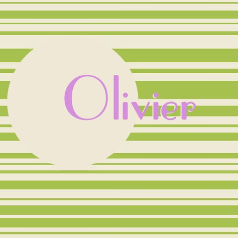 Olivier - The Cutest French Baby Names for Boys - Photos