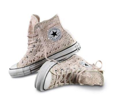 converse boots donna