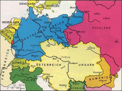 Deutsche Karte Vor Dem 1 Weltkrieg.Deutschland Vor Dem Ersten Weltkrieg 1870 1918 Das Zweite