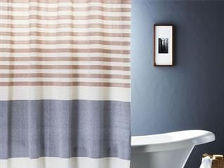 10 Must Shop Shower Curtains For Every Style In 2020 Modern
