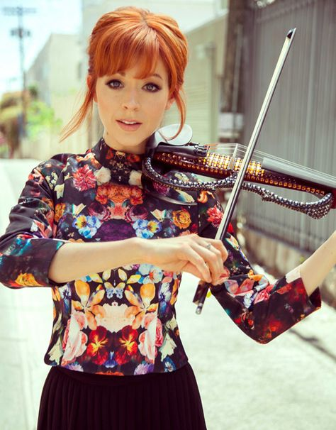 Violinist and YouTube sensation Lindsey Stirling opened up to Channel NewsAsia about her struggle with anorexia.