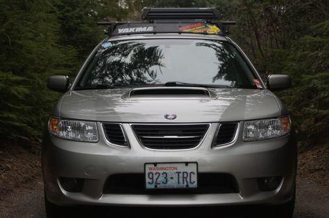 Roof Rack On Saab 92x Classy Cars Saab Saab 9 2x