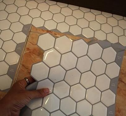 2018 Trend Apartment Decorating Items Self Stick Vinyl Tile Peel And Stick Mosaic Peel And Stick Tile Stick On Tiles Peel And Stick Floor