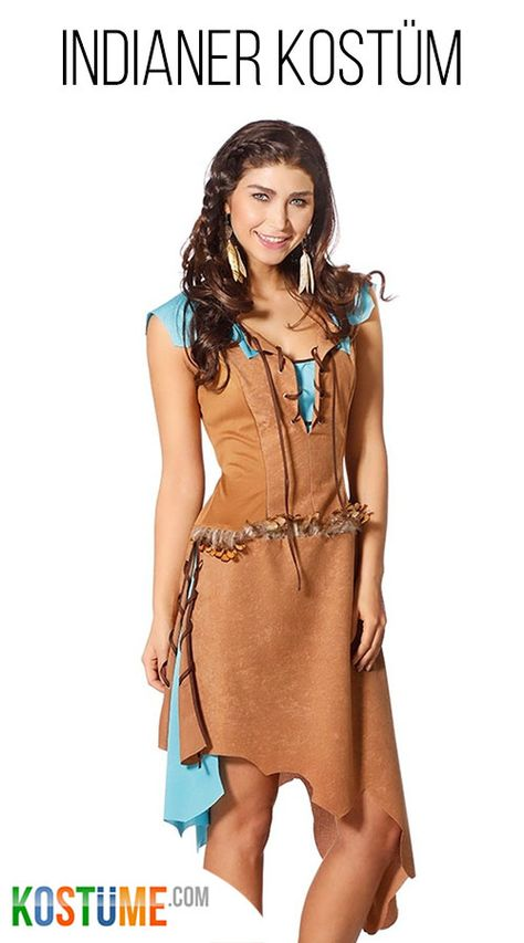 List Of Pinterest Kostum Karneval Frauen Indianer Pictures