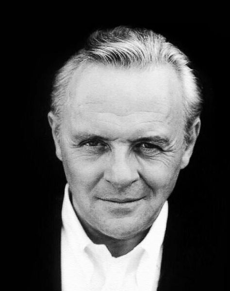 Brilliant actor!  Love this picture of Tony,  Anthony Hopkins