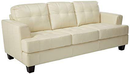 Cream Leather Sofa A Great Choice For Modern Homes Cream