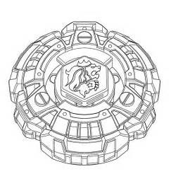 Rock Leone Beyblade Free Coloring Pages Detailed Coloring Pages