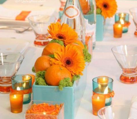 Cool Orange Gerber Kerzenhalter Turkis Porzellan Kasten Ideen Fur
