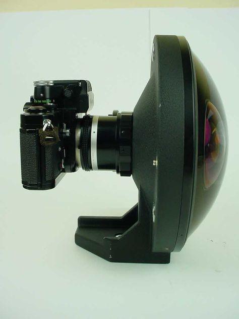 100 000 $ pour un objectif fisheye Nikon · Lomography