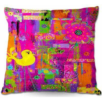 Winston Porter Osborn Couch The Secret Door Throw Pillow Art Wall Kids Throw Pillows Throw Pillow Sizes