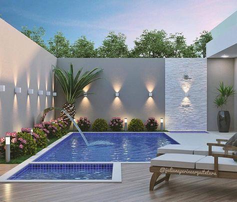 """🛠️ inspirasi dekorasi rumah 🛠️ on instagram: """"kolam renang"""