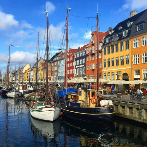 Copenhagen, Denmark - Nyhavn, Christiania & more - Everybody Hates A Tourist