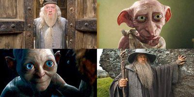 Harry Potter Oder Herr Der Ringe Woher Stammen Diese Charaktere Herr Der Ringe Harry Potter Figuren Harry Potter
