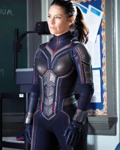 Hope Van Dyne Ant Man And The Wasp Evangeline Lilly Jacket
