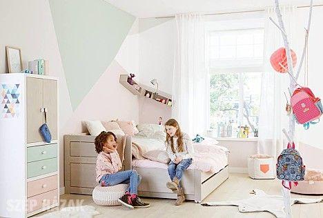 Pin von Szilvia Varga auf Kinderstube | Kinderstube, Bett