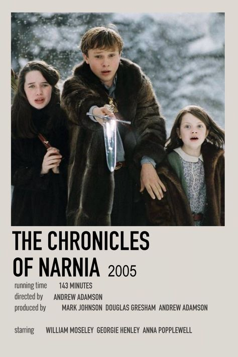 The Chronicles of Narnia: The Lion, the Witch and the Wardrobe by Cass