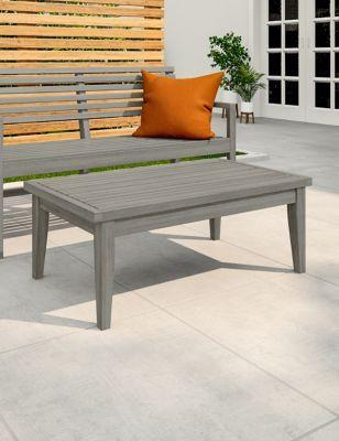 Melrose Grey Garden Coffee Table In 2020 Garden Coffee Table Coffee Table Grey Modern Spaces