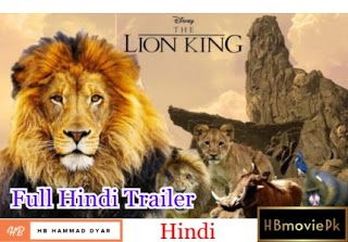 The Lion King 2019 Full Hd Hindi Trailer With Images Lion