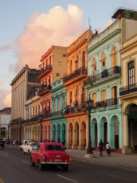 Fascinating Havana, Cuba – WORLD TRAVEL DESTINATIONS Places To Travel, Travel Destinations, Places To Visit, Havana Cuba Beaches, Cuba Photography, Vintage Cuba, Cuba Travel, South America Travel, Viajes