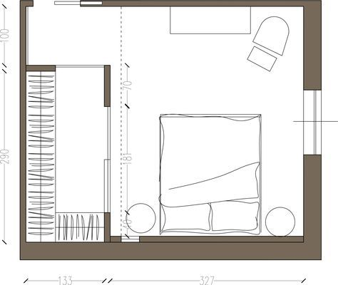 Resultado de imagen para misure minime per cabina armadio | cabine ...